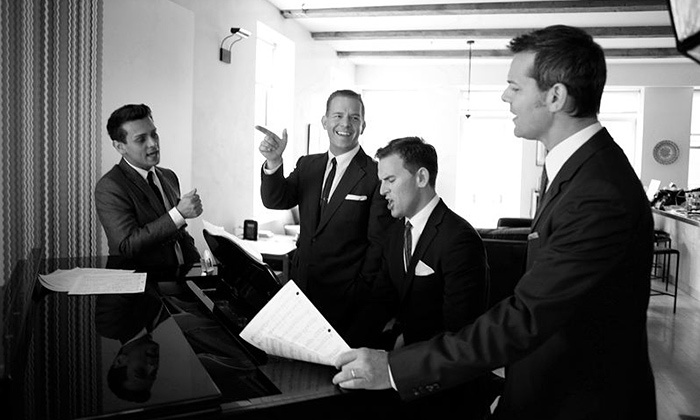 The Midtown Men - Central London: The Midtown Men at Budweiser Gardens on April 23 at 7:30 p.m. (53% Off)