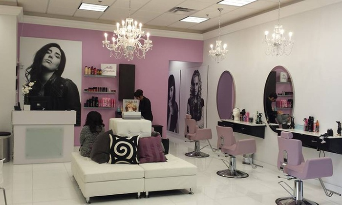 Blowouts At Ooh La La Beauty Bar Ooh La La Beauty Bar Las Vegas