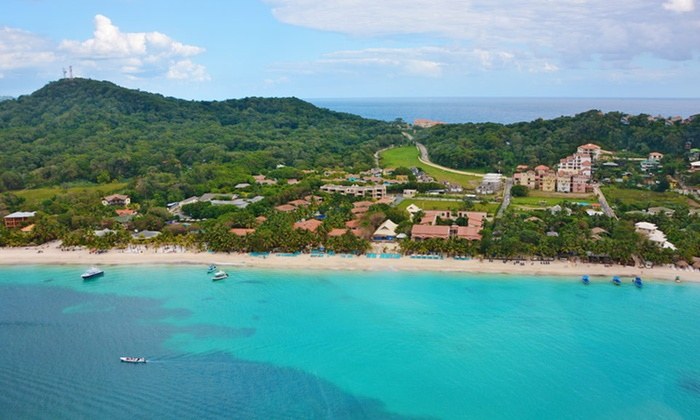 Beach Resort With Diving Option Las Sirenas By Mayan Princess Premium Collection 4 Star Honduras