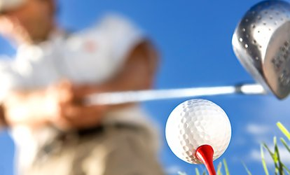 image for Up to Six PGA Golf Lessons at Oakmere Park Golf Club (Up to 67% Off)