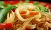 Half Off Thai Cuisine at Thai Recipes