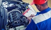 79% Off Car-Care Package with Eight Oil Changes