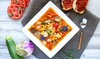 Gobble: Three Dinners Delivered for Two or Four People from Gobble (40% Off)