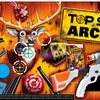 Top Shot Arcade with Top Shot Elite Gun Peripheral for Wii