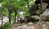 Fort Mountain State Park - Fort Mountain State Park: Wagon Ride and Hike or Campsite Stay at Fort Mountain State Park (Up to 55% Off). Three Options Available.