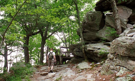 Wagon Ride and Hike or Campsite Stay at Fort Mountain State Park (Up to 55% Off). Three Options Available.