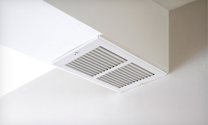 Ventilation Purification - Pittsburgh: $59 for Air-Duct Cleaning for Whole Home from Premium Air Solutions ($159 Value)