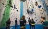 Central Rock Gym - Worcester: $39 for One Month of Unlimited Rock Climbing with Gear and Intro Class at Central Rock Gym ($79 Value)
