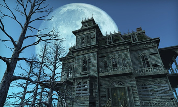 Phobia House - Plainwell: Haunted-House Tour for Two or Four at Phobia House (Up to 55% Off)