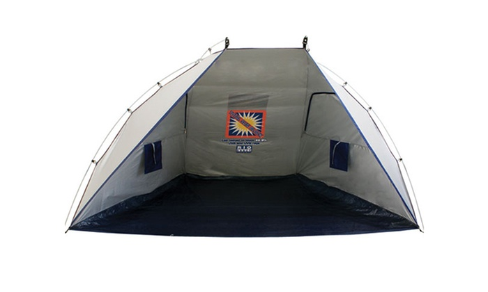 Product Details  sc 1 st  Groupon & Total Sun Block Beach Shelter | Groupon Goods