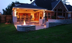 Outdoor Homescapes of Houston: $99 for Outdoor Home Design Consultation with Sketch from Outdoor Homescapes of Houston ($300 Value)