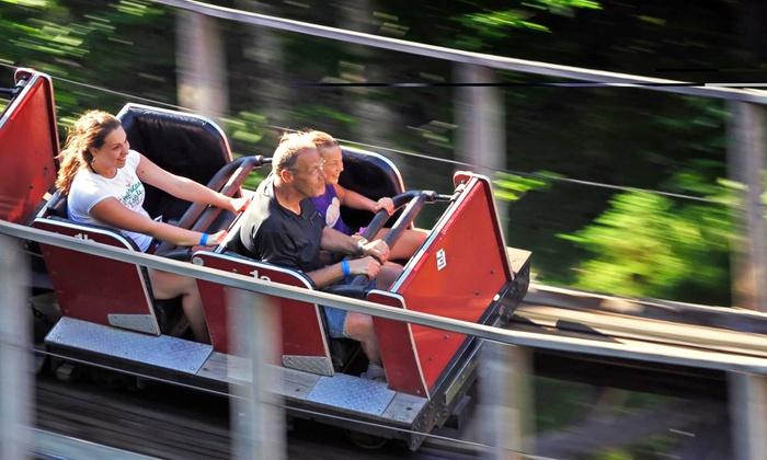 Upper Clements Park - Upper Clements Amusement Park: Amusement-Park Entry for Two or Four at Upper Clements Park (Up to 49% Off).  Four Options Available.
