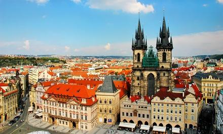 Praga: 2-4 dni dla 2 osób ze śniadaniami lub z wyżywieniem w hotelu U Divadla 4*