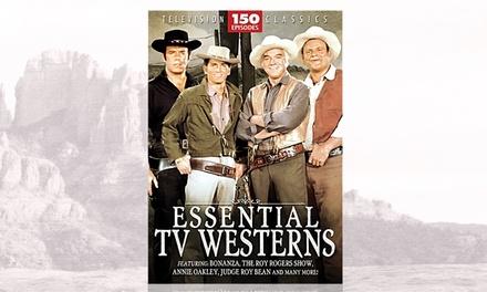 Essential TV Westerns 150-Episode Set