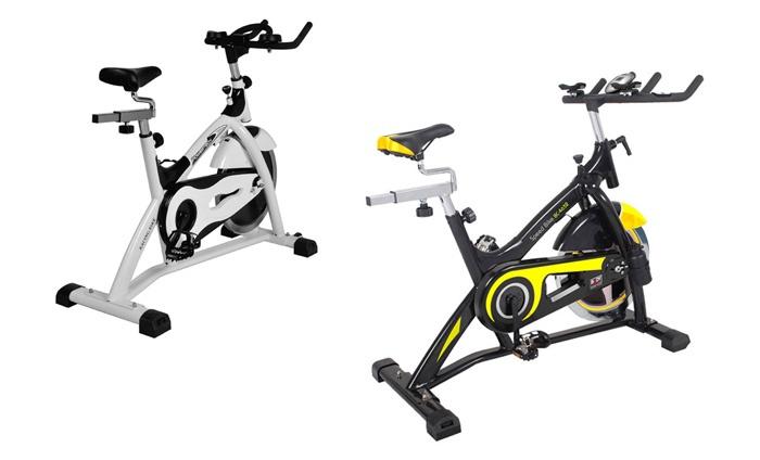 Vélo de spinning groupon