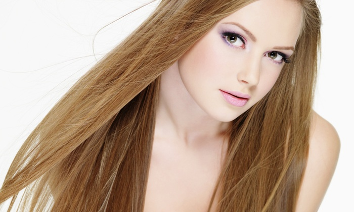 Salon Be - Salon Be: $37 for Haircut, Blow-Dry, and Coppola Keratin Deep-Conditioning Treatment at Salon Be ($75 Value)