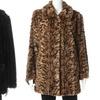 Faux Fur Women's Coat