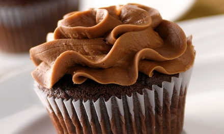 $8 for a Half-Dozen Cupcakes at The Cupcake Collection ($12 Value)