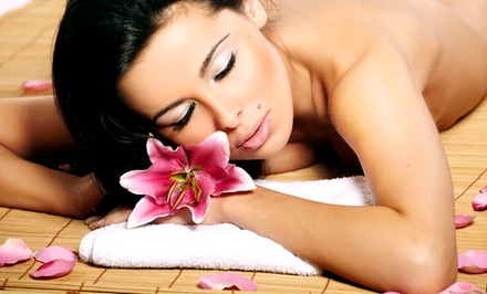 One or Two Hawaiian Lomi-Lomi, Shiatsu, Reflexology, or Swedish Massages at Aloha Wellness Center (Up to 53% Off)