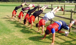essex boot camp: Ten Boot Camp Sessions, Choice of Locations with Essex Boot Camp (63% Off)