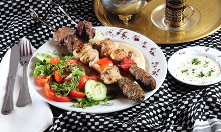 Greek Cuisine at Orea Taverna (Up to 42% Off). Two Options Available.