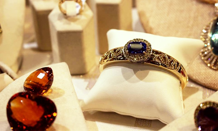 The International Gem & Jewelry Show - Multiple Locations: Three-Day Admission for Two with Two Fashion Bracelets to The International Gem & Jewelry Show (62% Off)