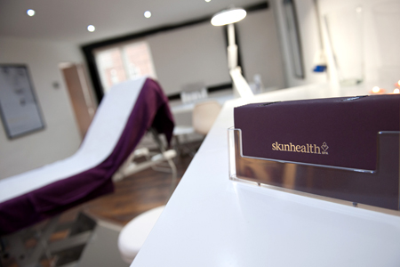 Skin health spa in nantwich cheshire east groupon for Nail salon marylebone