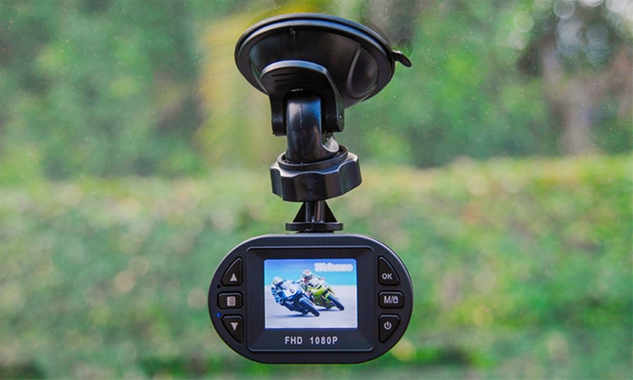 Source Force HD DVR Vehicle Dash Camera with Night Vision