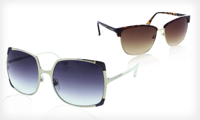 Michael Kors Sunglasses: Michael Kors Women's and Unisex Sunglasses (Up to 73% Off). 18 Styles Available. Free Shipping.