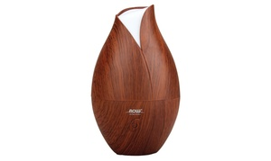 Now Foods Ultrasonic Faux Wooden Oil Diffuser