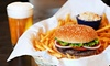 The Station Tavern - Carteret: Pub Meal with an Appetizer, Entrees, and Drinks for Two at The Station Tavern (Up to 52% Off)