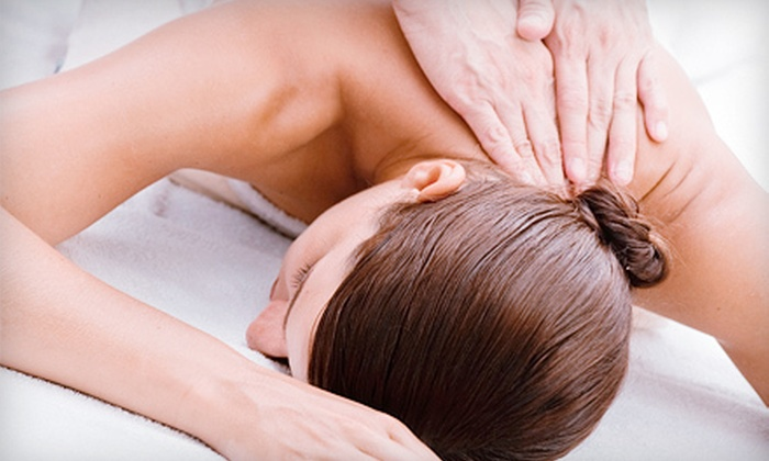 Xanadu Salon & Spa - Midtown: One or Two Integrated Massages at Xanadu Salon & Spa (Up to 59% Off)