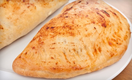 Calzone Meals with Soft Drinks at Zonies (Up to 53% Off). Three Options Available.