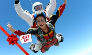 West OZ Skydiving: Tandem Skydive from 6,000 Feet ($199), 8,000 Feet ($229) or 14,000 Feet ($299) at West Oz Skydiving (Up to $399 Value)