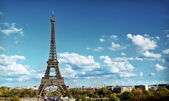 Tour of Paris - Paris: Four-Day, Three-Night Guided Tour of Paris with Accommodations, Breakfast, and Transportation from Lost Travel Tours