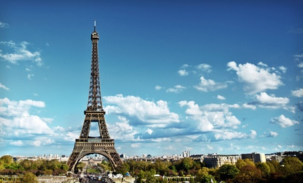 Option 1: Travel with a Friend Package (Two Groupons Required), Valid August 25 - Tour of Paris in Paris