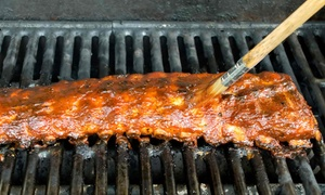 Ruff's Barbecue Shoppe: Barbecue Cooking Class for One or Two at Ruff's Barbecue Shoppe in Golden (Up to 49% Off)