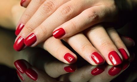 1 o 2 sesiones de manicura con esmaltado permanente por 12,95 €