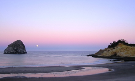 2 Nights for Two in a King or Double-Queen Room with Dining Credit and Beer at Inn at Cape Kiwanda in Pacific City, OR