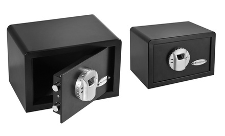 Barska Mini Biometric Safe. Free Returns.