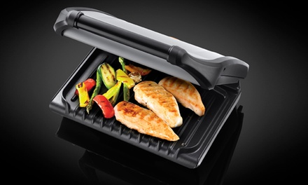 George Foreman Five-Portion Family Grill from £24.98 With Free Delivery (Up to 71% Off)