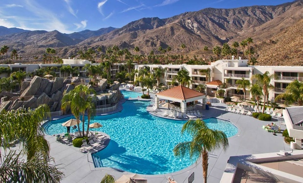 Palm Canyon Resort - Palm Springs, CA: Stay at Palm Canyon Resort in Palm Springs, CA. Dates into December.