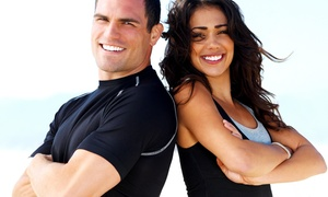 South Bay Boot Camp: Six or Eight Weeks of Unlimited Boot Camp for One or Eight Weeks for Two at South Bay Boot Camp (Up to 86% Off)
