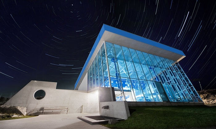 Johnson GEO CENTRE - Downtown: Two Single-Day Individual Museum Visits or One Single-Day Family Museum Visit atJohnson GEO CENTRE(Half Off)