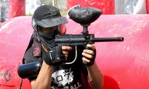 907 Paintball: Day of Paintball with Gun, Mask, Air, and Ammo for Two, Six, or Ten at 907 Paintball (Up to 60% Off)