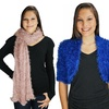 Convertible Transforming Infinity Scarves