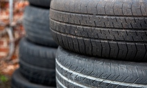 Gateway Tire Center: Tire Alignment with Optional Rotation and Balance at Gateway Tire Center (Up to 55% Off)