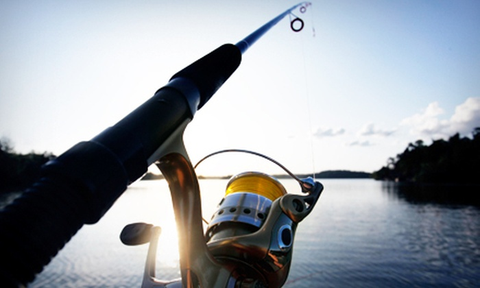 Mr. Twister Fishing Charters - Oak Harbor: $255 for a Seven-Eight Hour Fishing Trip for Up to Six from Mr. Twister Fishing Charters in Portage (Up to $510 Value)