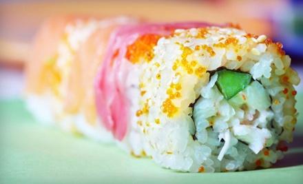 $40 Groupon to Sushi Hirosuke - Sushi Hirosuke in Encino