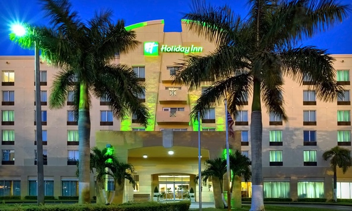 Holiday Inn Miami-Doral - Doral: One-Night Stay at Holiday Inn Miami-Doral in Greater Miami